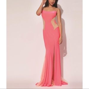 Jovani Gown Pink